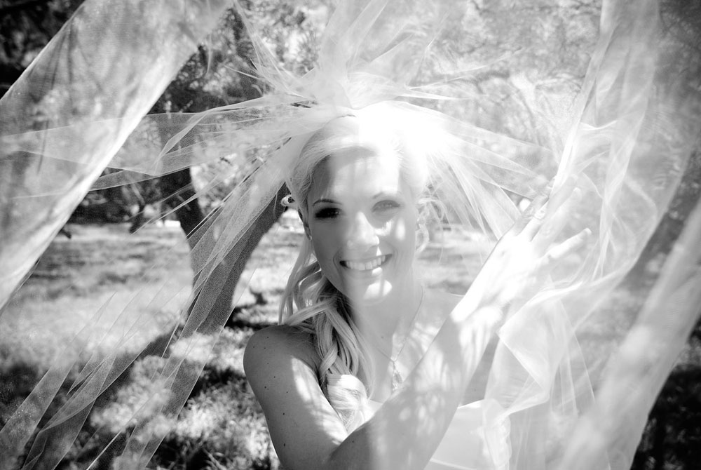 bride under the veil funky
