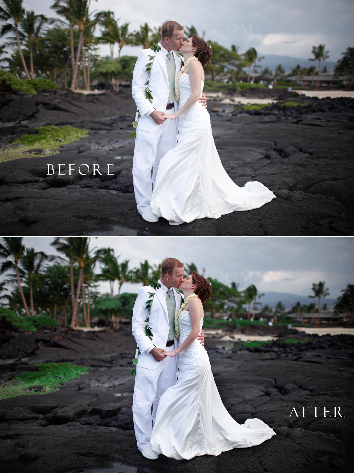 Wedding Photography Retouching: Wedding Photography Retouching Guide And Examples Of