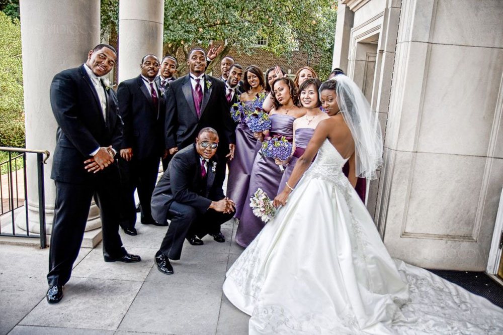 crazy wedding party photos dallas wedding photography portfolio and